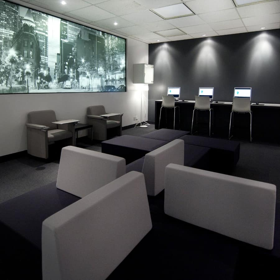 Toronto Board of Trade Member Lounge 2