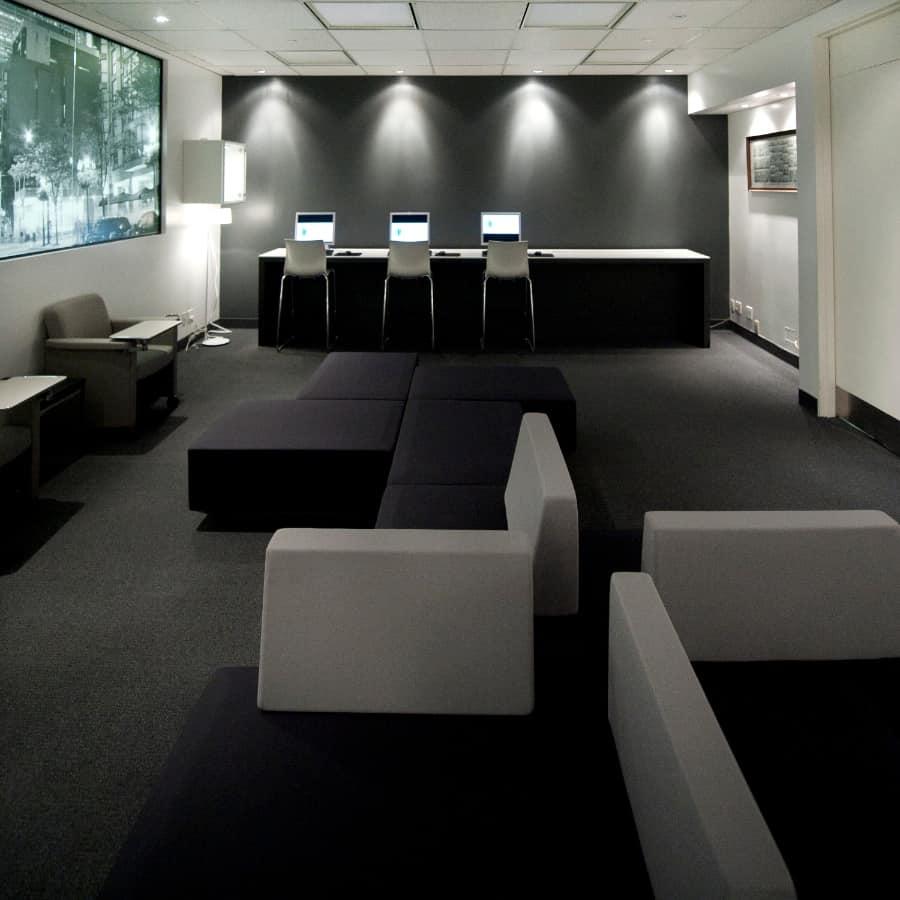Toronto Board of Trade Member Lounge