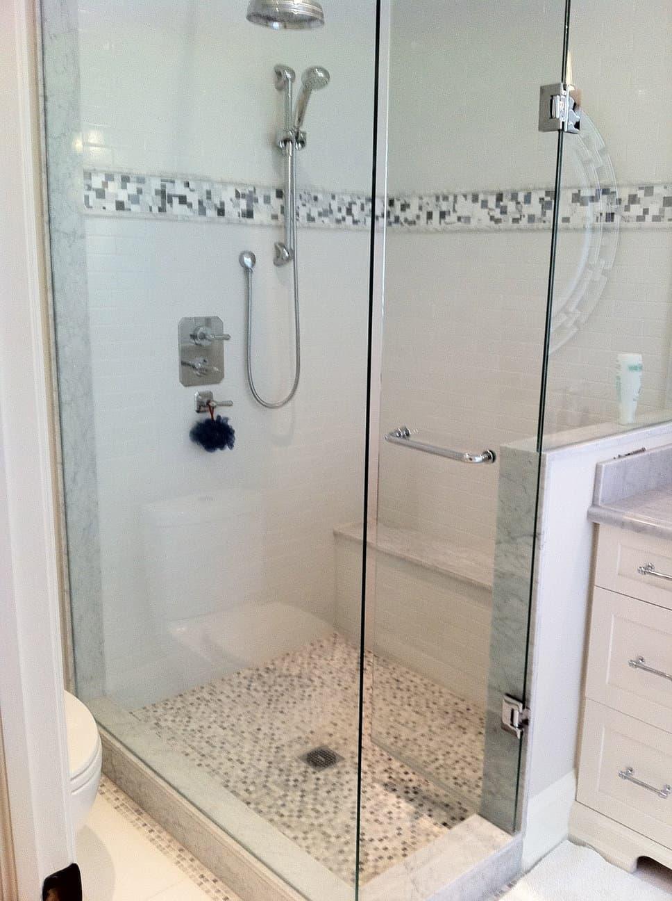 Chapman residence en suite washroom