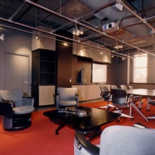 City TV Corporate Boardroom